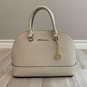 EUC Cream Biege Anne Klein Handbag